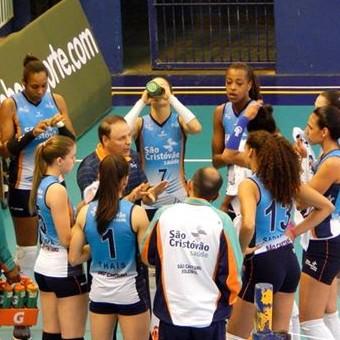 São Caetano Vôlei (Foto: Divulgação/São Caetano Vôlei)