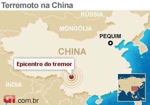 terremoto china 24/7 (Foto: 1)