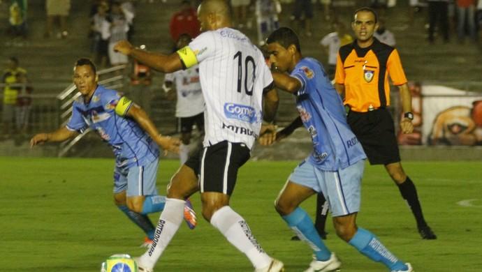 csp, botafogo-pb, renan roberto (Foto: Kleide Teixeira / Jornal da Paraíba)