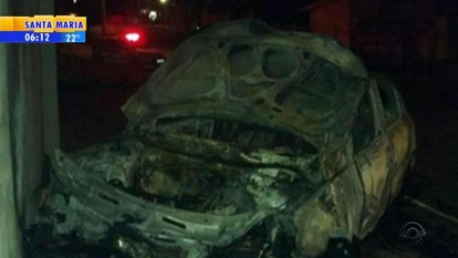 Trio explode dois caixas eletrônicos de agência em Bento Gonçalves