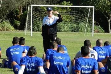 Técnico Luis Müller Atibaia (Foto: Mario C. Gonçalves/ Divulgação)