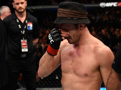 Brad Pickett  UFC Londres (Foto: Getty Images)