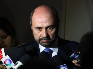 Augusto Farias disse que recebeu proposta indecorosa de delegados da Polícia Civil alagoana (Foto: Jonathan Lins/G1)