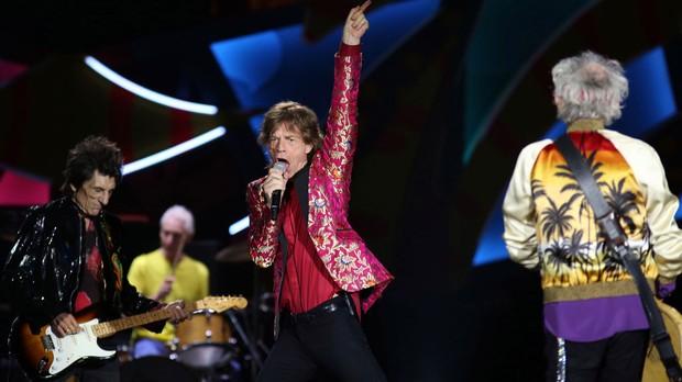 Rolling Stones no Maracan (Foto: Marcos de Paula/ Staff Images)