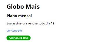 GloboMaisProduto (Foto: Globo)