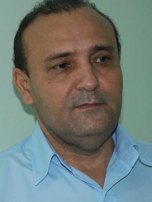 William Simões, presidente, Campinense (Foto: Pedro Alves / GloboEsporte.com/pb)
