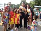 'Bloco do Pinto' reuniu crianças e familiares em Porto Velho