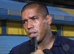 Luiz Carlos Imperador fez a sua estreia pelo Remo (Foto: Reprodução/TV Liberal)