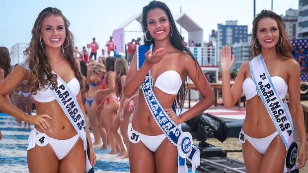 Garota Verão 2015 Capão da Canoa finalistas (Foto: Jefferson Bernardes/Agência Preview)