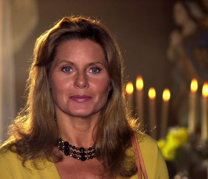 Vera Fischer era Ivete na novela 'O Clone' (Foto: João Miguel Júnior / TV Globo)