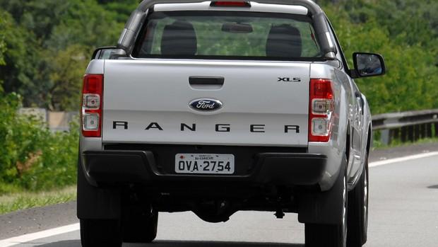 FOTOS: Ford Ranger Sport