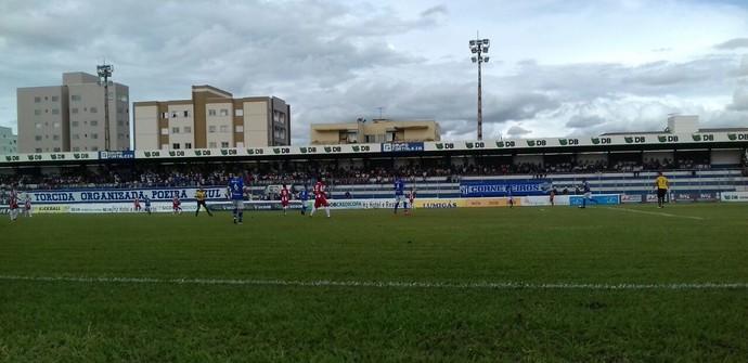 URT, Villa Nova, Campeonato Mineiro (Foto: Divulgação/URT)