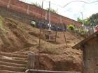 Defesa Civil relaciona mais de 30 casas em áreas risco em Barbacena