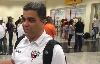 Inteligência e aula de contra-ataque: Cabo elogia gol do Atlético-GO no RS