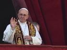 Papa critica 'atos terroristas atrozes' e pede esforço por fim de guerras