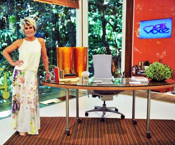 Mais Você (Foto: Reprodução TV Globo/João Miguel Júnior)