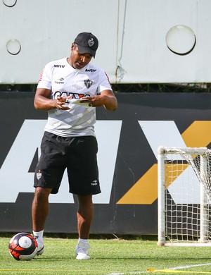 Roger Machado; Atlético-MG (Foto: Bruno Cantini/Atlético)