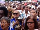 Imaculada Conceição é festejada por fiéis na BA: 'mulher extraordinária'