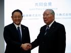 Toyota e Suzuki negociam parceria para desenvolver novas tecnologias