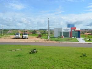 Residencial Green Ville está localizado em Cacoal (Foto: Magda Oliveira/G1)