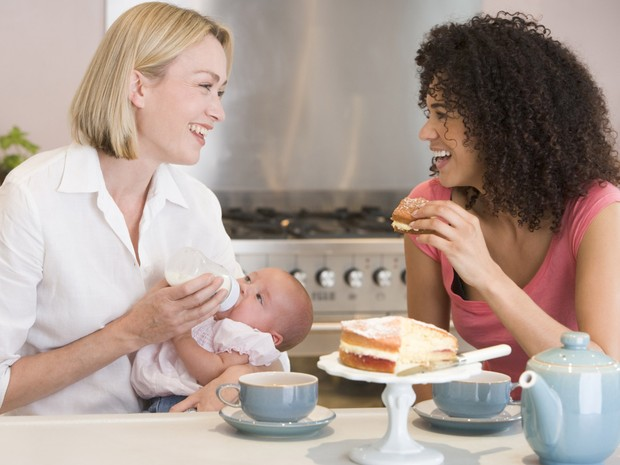 Ps-parto: quando a mulher pode voltar a dirigir, fazer exerccios e sexo - Bibi Calados (Foto: Getty Images)