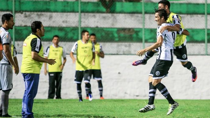 Maurílio Silva, técnico do ASA  (Foto: Ailton Cruz / Gazeta de Alagoas)