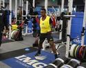 """Wellington fala da concorrência para ser titular no São Paulo: """"Não assusta"""""""