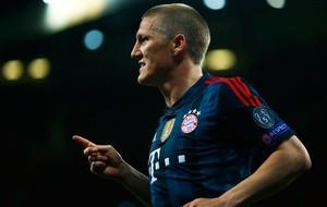 Schweinsteiger gol Bayern de Munique (Foto: Reuters)