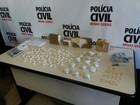 Operação 'Coruja' tem dois presos e drogas apreendidas em Juiz de Fora