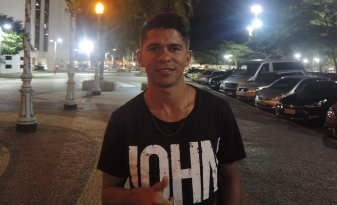 Osvaldo Rio de Janeiro (Foto: Fred Huber)