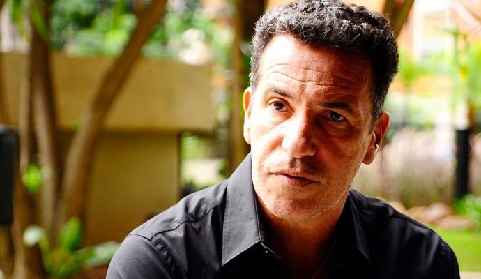 Centenário Guarani Careca (Foto: Marcos Ribolli / Globoesporte.com)