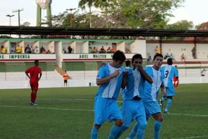 Paysandu x São Francisco-AC - Copa Norte Sub-20 (Foto: Tadeu Verderosa/Ascom Paysandu)