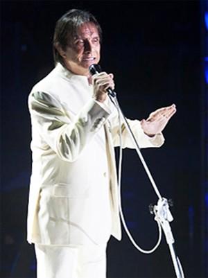 Roberto Carlos se apresentará no aniversário da capital maranhense (Foto: Divulgação)