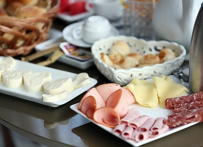 Quitites bem saudáveis para a noiva (Foto: Isabella Pinheiro/Gshow)