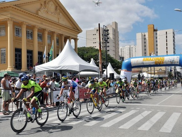 Largada será às 7h30, em frente à Câmara Municipal, na Avenida Alberto Torres (Foto: Divulgação/Prefeitura de Campos)