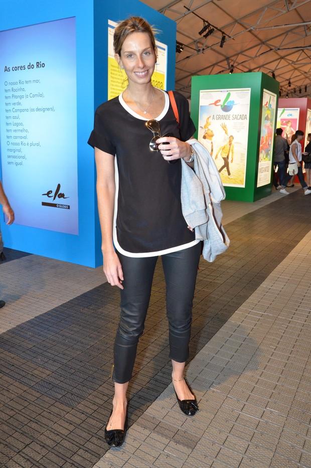 Fashion Rio - Mariana Weickert (Foto: Leo Marinho / AgNews)