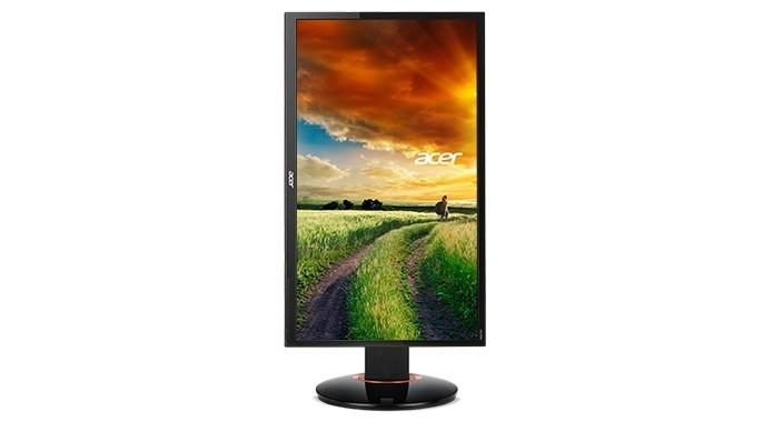 Monitor gamer Acer XB240H (Foto: Divulgação/Acer)