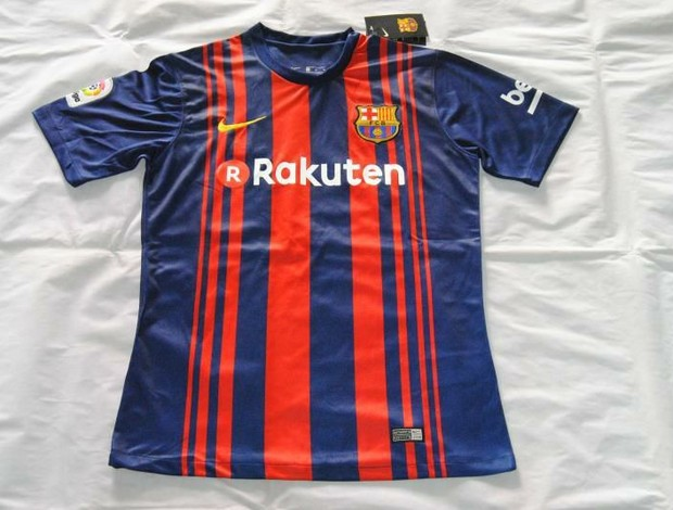 Será esta a nova camisa do Barcelona   df94bb138cc57