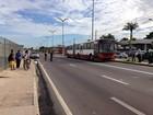 Jogo entre Fluminense e Vasco muda trânsito na av. Constantino em Manaus