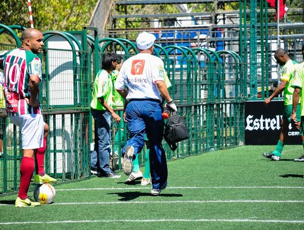 Bruno Reis Fluminense showbol brasileiro 2013 (Foto: Luiz Carlos Quadro Jr/Divulgação)