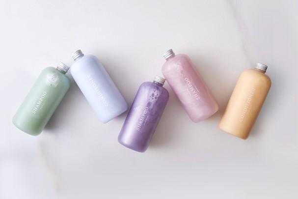 Shampoos personalizados (Foto: Reprodução/Instagram)
