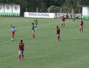 treino América-MG (Foto: Rafael Araújo)
