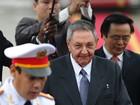 Raúl Castro chega ao Vietnã após assinar acordos na China
