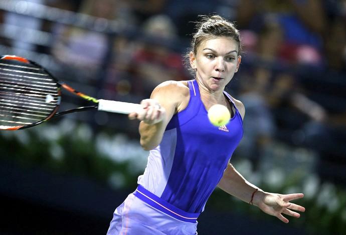 Simona Halep, Tênis (Foto: Agência EFE)
