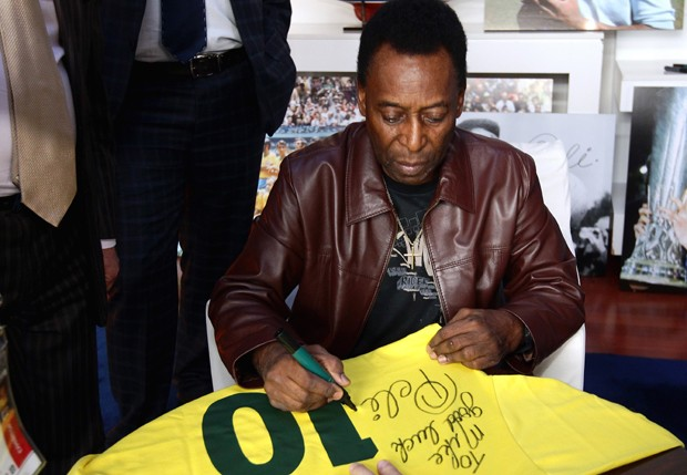 Pelé (Foto: Getty Images)