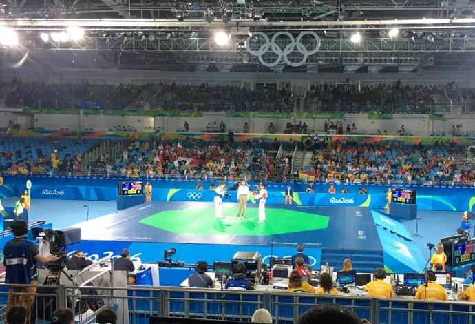 taekwondo (Foto: Diego Madruga)