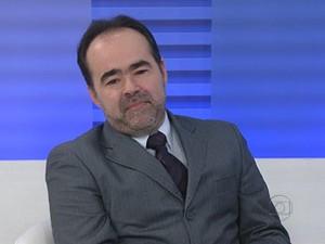 Júlio Lossio (Foto: Reprodução/TV Globo)