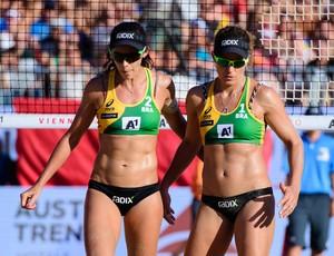 Larissa/Talita vs. Ludwig/Walkenhorst semifinal Mundial de vôlei de praia