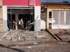 Bandidos explodem agência bancária em Amapá do Maranhão