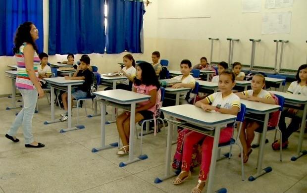 Professores fazem curso de empreendedorismo em Ji-Paraná (Foto: Rondônia TV)